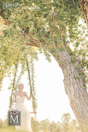 Bride on Swing 21