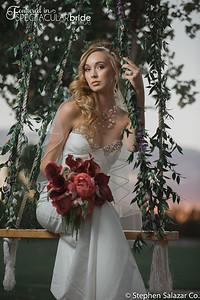 bride on swing 09
