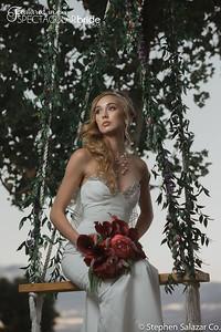 bride on swing 13