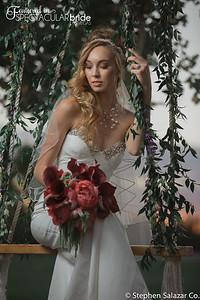 bride on swing 12