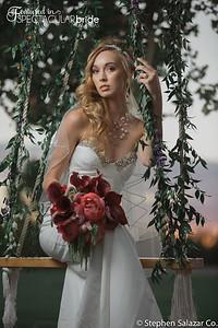 bride on swing 08