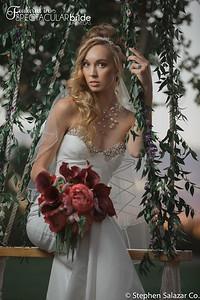 bride on swing 11