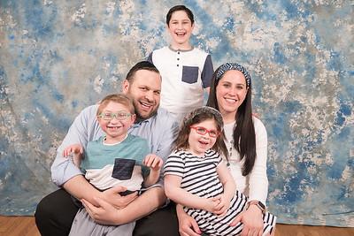 Spector Family Portraits-June 15, 2018