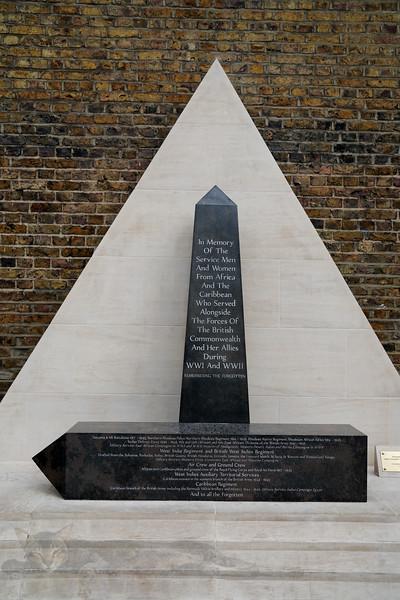 Brixton - African & Caribbean War Memorial