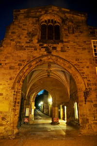 Gateway to Durham Cathedral Priory