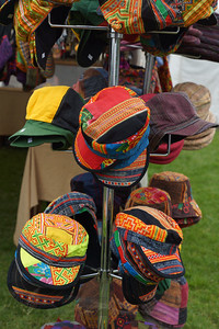 Hats of Colour