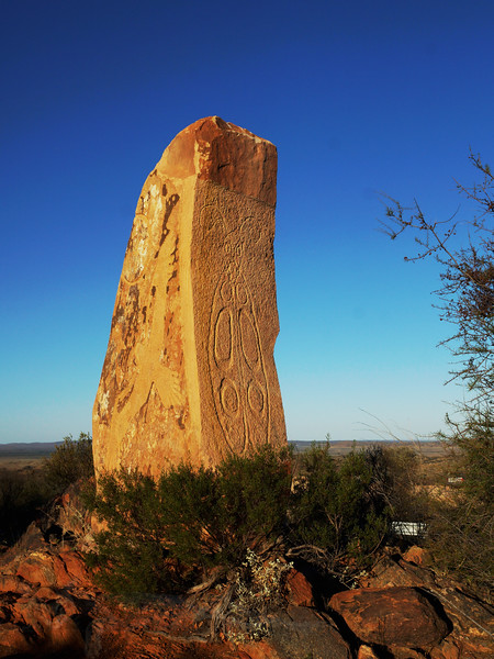 Broken Hill Sculptures / Living Desert