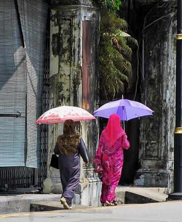 Ladies with Parasols
