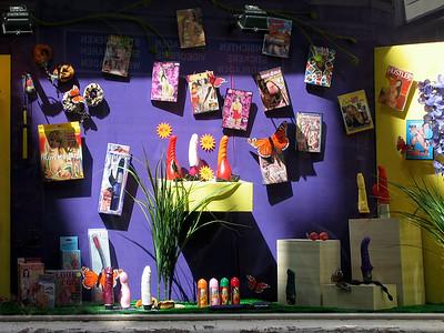 Shop Window in Amsterdam