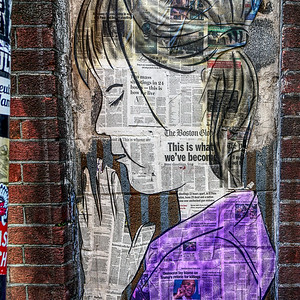 Street - Art - Bedford Row - Dublin