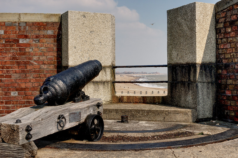 Eastbourne Redoubt Fort
