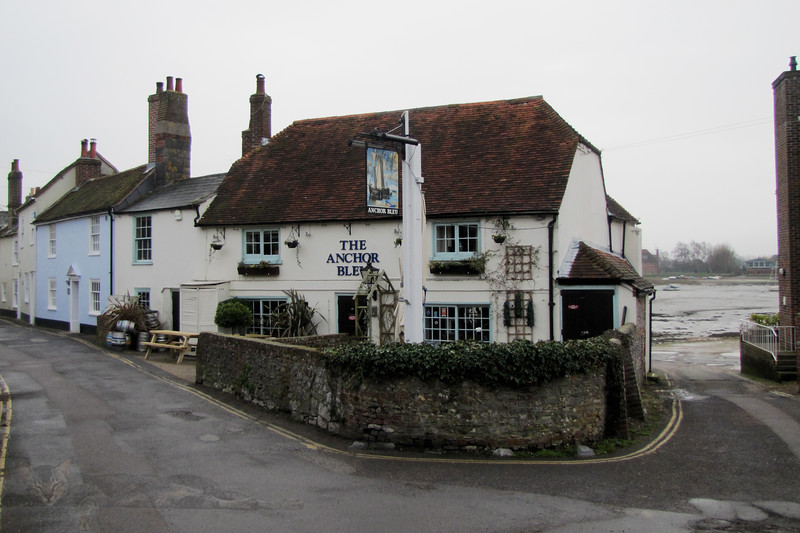The Anchor Bleu Public House -  Bosham