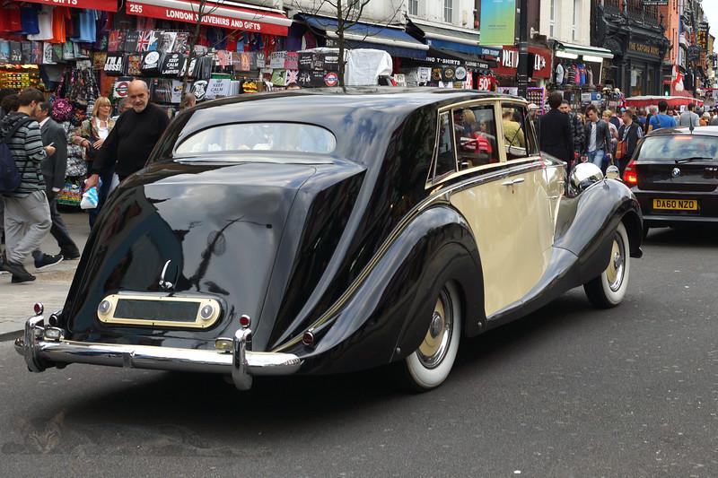 Rolls Royce in Camden