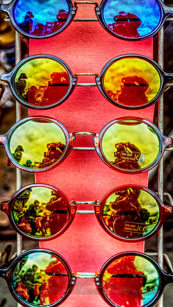 Sunglasses at Camden Market