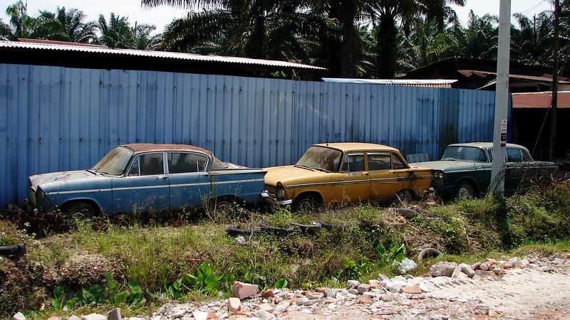 Classic British & Japanese Cars in Malaysia