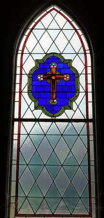Brandberger Kapelle - Stained Glass