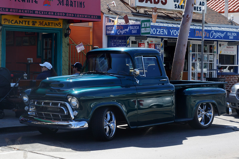 Custom Pick Up Truck - California