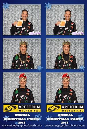 Spectrum Mechanical Christmas - 12.11.15