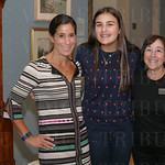 Kate and Lindsey Latts and Ellen Shapira.