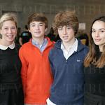 Laura Jones, Henry Putney, Luke Voss and Berenice Mapother.