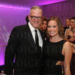 Jason Jennings and Lauren DePaso.