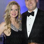 Krystal Reid and Edward Harrison