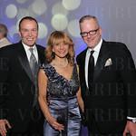 John and Lori Key, Jason Jennings.