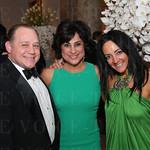 Hunter Sattich, Emily Digenis and Laura Melillo Barnum.