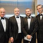 Robby Brown, Jeff Dupre, Ryan Walker and Howard Johnson