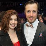 Kate and Jonathan Klingenfus