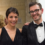 Flora Nevarez and Michael Hill