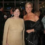 Kim Martin and Lisa Austin.
