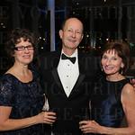 Paula and David Knopf, Connie Goodman.