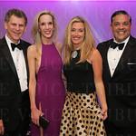 Bill and Becky Lamb, Judge Angela McCormick Bisig and \nArnold Rivera.