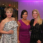 Natalie Officer, Lisa Dahlem and Sarah Ritter Mitchell.