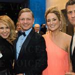 Lisa Perdew, John Perdew, Michele Beam and John Karcher