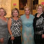 Terri Forti, Cathy Wilson, Julia Kolp Carstanjen and Katherine Johnson.