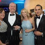 Ellen Cunanan, Steve Cunanan, Debbie Lawson and Wynan Lawson