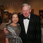 Miriam Ballert and Phil Payne.