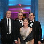 Pat Stallard, James and Leslie Millar, Joey Yates.