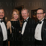 Todd Cain, Annette Adams, Terry Adams and Patrick McLane.