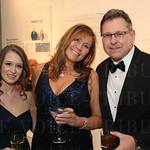 Lauren, Stephanie and Michael Morris.