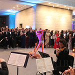 Guests enjoyed a joint performance by the Louisville Orchestra and the Louisville Ballet.