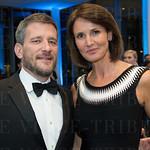 Joel Barkley and Mollie Turnier