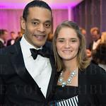 Donald Lassere and Sarah Grayson