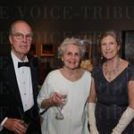 John and Sue Speed, Edie Bingham.