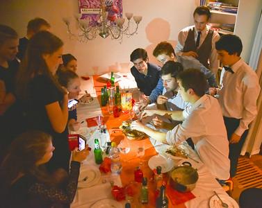 20141223 Kerstdiner Gelderse Poort
