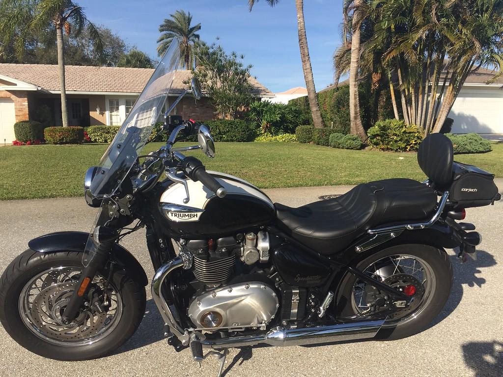 Statement Seat Triumph Rat Motorcycle Forums