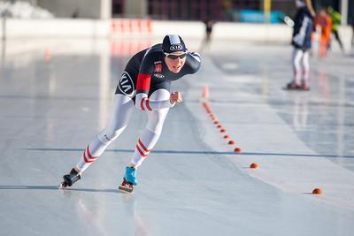 16/17 Eisschnelllauf - ÖM Innsbruck