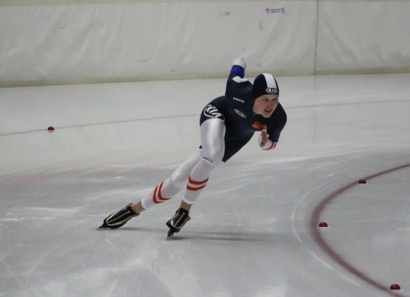 Eisschnelllauf - Testwettkampf Inzell, 21 - 23 Oktober 2017